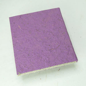 Made With Real Poo - Eco-Friendly Purple Journal