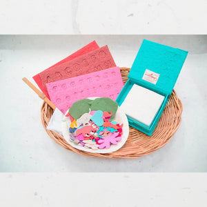 DIY - POOPOOPAPER Note Box Decorating Kit