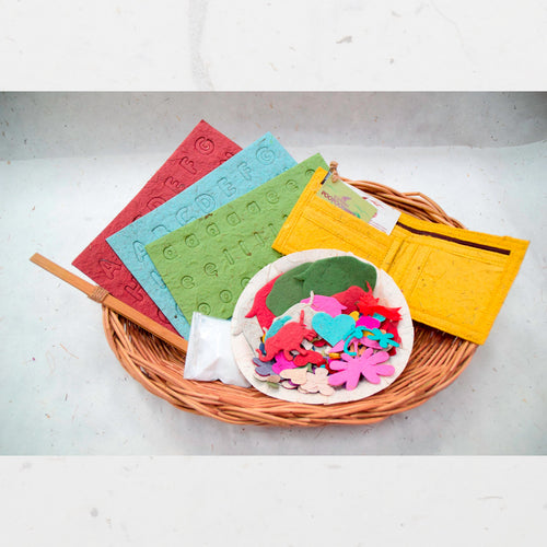 DIY - POOPOOPAPER Wallet Decorating Kit