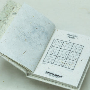 Poodoku - Three Volume Sudoku Number Placement Puzzle Set - Inside 03
