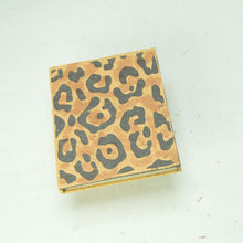 Load image into Gallery viewer, Eco-Friendly, Tree-Free POOPOOPAPER - Jungle Safari - Jaguar Mini Journal - Set of 3 - Front