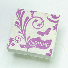 Load image into Gallery viewer, Inspirational POOPOOPAPER - Inspire - Journal and Scratch Pad Set