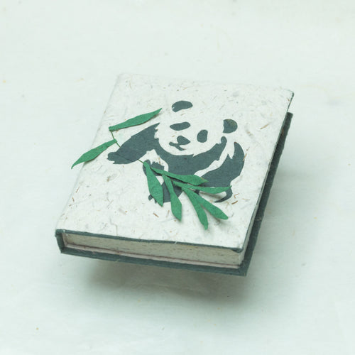 Mini-Journal Baby Panda Set of 3