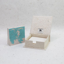 Load image into Gallery viewer, Sea Life Seahorse - Note Box and Scratch Pad Refill Set