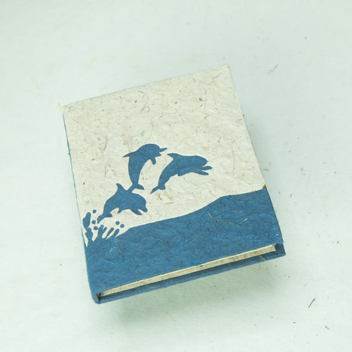 Sea-Life - Jumping Dolphins - Mini Journal - Set of 3