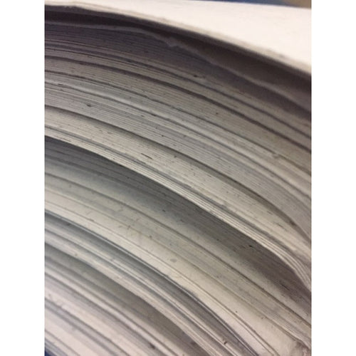 Large machine-milled 190 gsm Cardstock Elephant Paper Parent Sheets (Set of 6 sheets)
