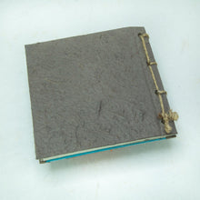 Load image into Gallery viewer, Face at the Zoo - Back - Eco Friendly, Tree-Free Journal by POOPOOPAPER