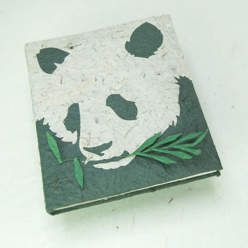 Eco-Friendly, Tree-Free POOPOOPAPER - Journal Panda Face