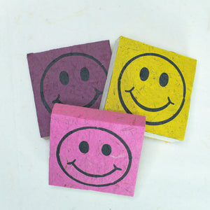 Pile-of-Smile - Happy Face - Scratch Pads - Set of 3