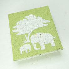Load image into Gallery viewer, Classic Elephant POOPOOPAPER - Mom & Baby Journal - Assorted Set of 5