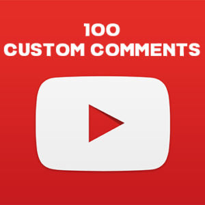Youtube Custom Comments