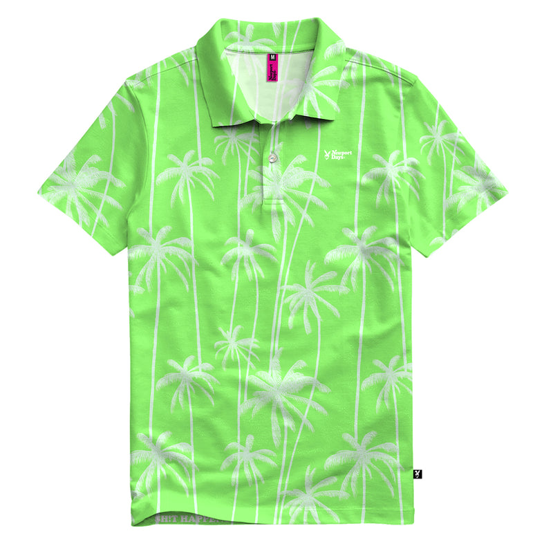Magnum P.I. Newport  Days Tour Cut Polo  Sport