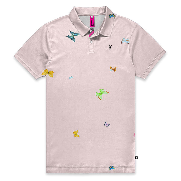 Mariposas Newport Days Tour Cut Polo Sport
