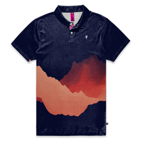 Aura Newport Days Tour Cut Polo Sport