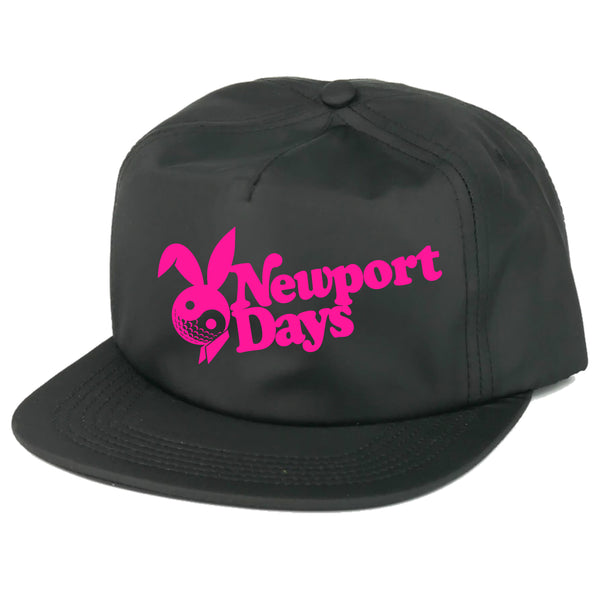 NPDAYS Newport Days Satin Snapback
