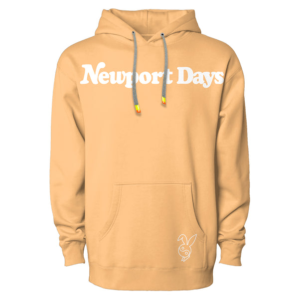 Dawn Patrol! Newport Days Core Logo Hooded Sweatshirt