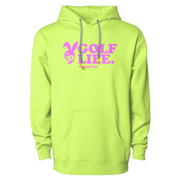 GOLF LIFE! Dawn Patrol Heavyweight Premium  Hooded Sweatshirt