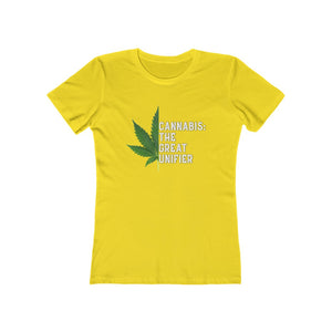 The Great Unifier || Women's The Boyfriend Tee