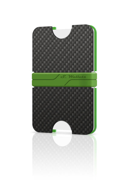 Sphere wallet [CARBON GREEN]