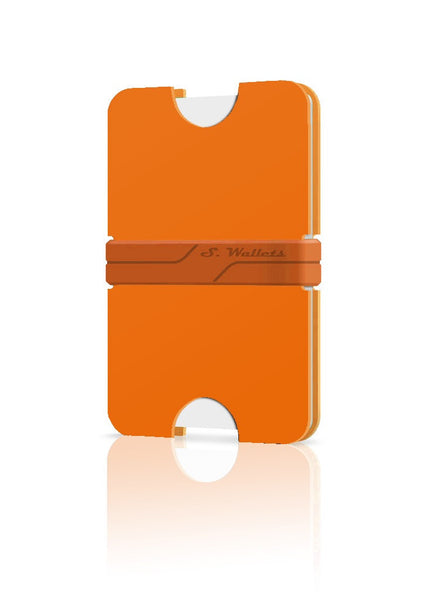 Sphere wallet [ORANGE]