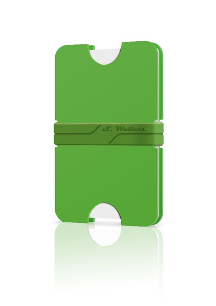 Sphere wallet [GREEN]