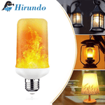 Load image into Gallery viewer, Hirundo® LED Flame Light Bulb with Gravity Sensor
