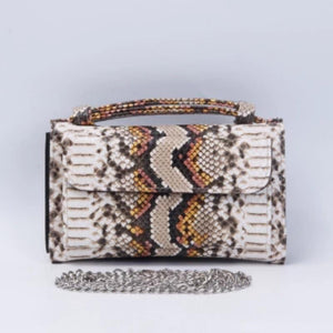 Serpentinite Fashion Lady Small Clutch Shoulder Bag
