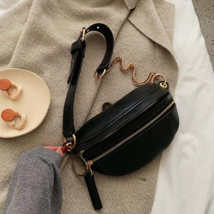 Chic Chain Crossbody Bag