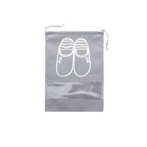 Travel Shoe Storage Drawstring Bags (6 PCs)