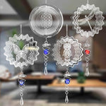 Load image into Gallery viewer, Wind Chime Wall Hanging Ornaments