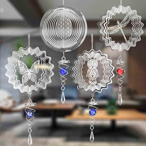 Wind Chime Wall Hanging Ornaments