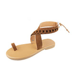 Load image into Gallery viewer, Summer Flat Sandals
