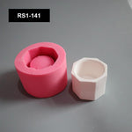 Load image into Gallery viewer, Silicone Flower Pot Mold