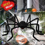 Load image into Gallery viewer, Hairy Giant Spider Decoration
