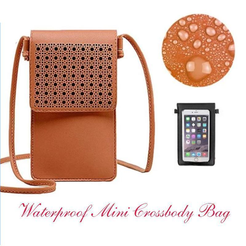 Waterproof Mini Crossbody Bag