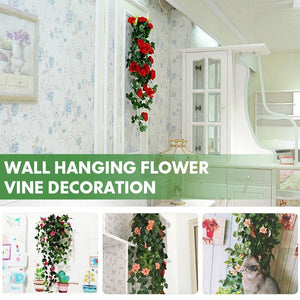 Wall Decoration Hanging Flower Vine