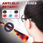 Load image into Gallery viewer, Anti-Slip Soft Glasses Retainers (5 pairs)
