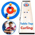 Load image into Gallery viewer, Tabletop Curling Game