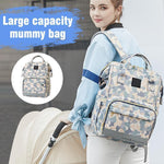 Load image into Gallery viewer, Multifunctional Large Capacity Mummy Bag