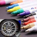 Load image into Gallery viewer, Magic Waterproof Tire Paint Pen