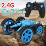 Load image into Gallery viewer, Remote Control Car Double Sided Rotating Tumbling