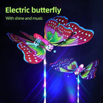 Load image into Gallery viewer, Music electric butterfly