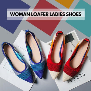 Woman Loafer Ladies Shoes