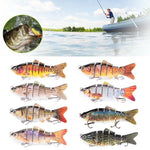 Load image into Gallery viewer, Simulation fishing lure fishing tool