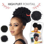 Load image into Gallery viewer, Women High Puff Ponytail