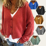 Load image into Gallery viewer, Women Cardigan Sweater