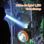 Load image into Gallery viewer, Ultra-Bright LED Headlamp
