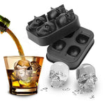 Load image into Gallery viewer, SKULL ICE CUBES