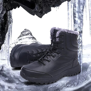 Winter Ankle Snow Hiking Boots
