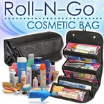 Load image into Gallery viewer, ROLL-N-GO Cosmetic Bag